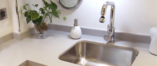 encimeras cocina marmol Valladolid