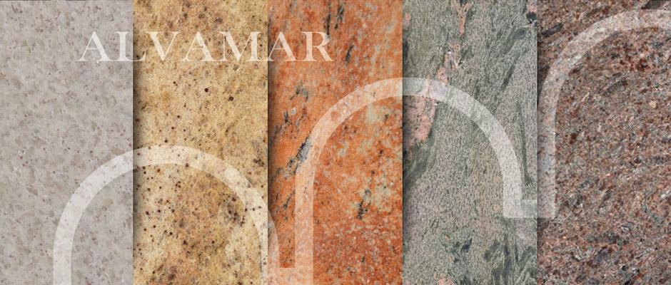 Alvamar stone decoraci n en piedra encimeras en valladolid - Marmoles en valladolid ...