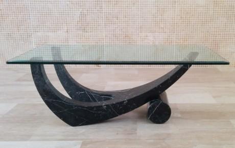 mesa marmol centro